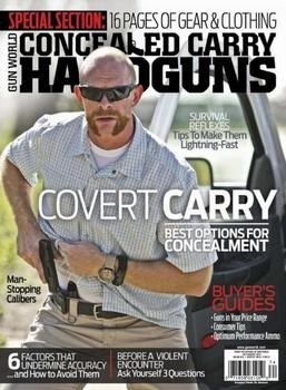 Gun World: Conceal and Carry Handguns 2014-07/08