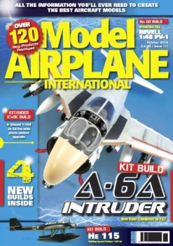 Model Airplane International - Issue 111 (2014-10)