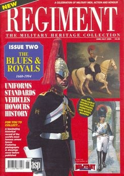 The Blues & Royals 1660-1994 (Regiment №2)