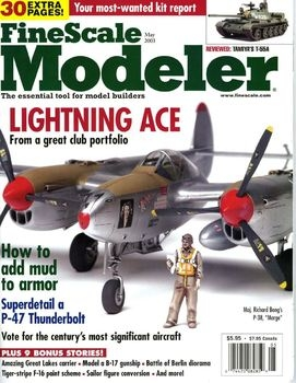 FineScale Modeler 2003-05 (Vol.21 No.05)