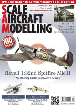 Scale Aircraft Modelling 2014-12