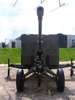 Soviet 57mm S-60 Anti-Aircraft Gun Walk Around