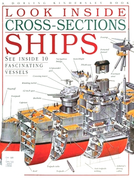 Look Inside Cross-Section Ships