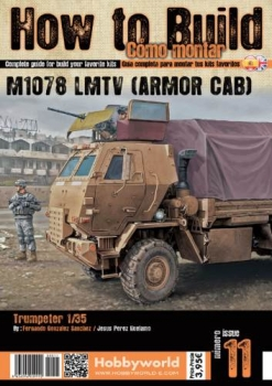 How to Build Como Montar 11 (M1078 LMTV (Armor Cab))