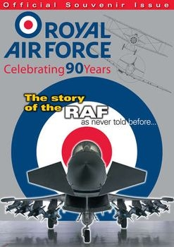 Celebrating 90 Years (Royal Air Force)