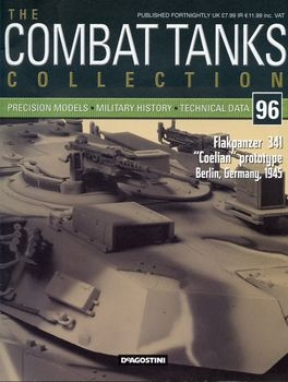"Flakpanzer 341 ""Coelian"" Prototype (The Combat Tanks Collection 96)"