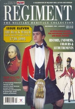 The Black Watch (Royal Highland Regiment) 1739-1995 (Regiment №11)