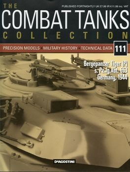 Bergepanzer Tiger (P) (The Combat Tanks Collection 111)