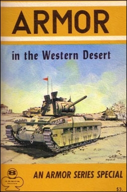 Aero Publishers - Armor Series 08 - Armor in the Western Desert