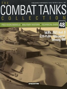 Sd.Kfz.251/1 Ausf.D (The Combat Tanks Collection 48)
