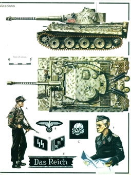 Profile Publications - Armour in Profile. №02. PanzerKampfwagen VI Tiger1(H)