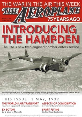 Introducing The Hampden (The Aeroplane 75 Years Ago)