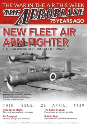 New Fleet Air Arm Fighter (The Aeroplane 75 Years Ago)