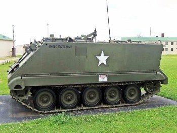 M106A2 Walk Around