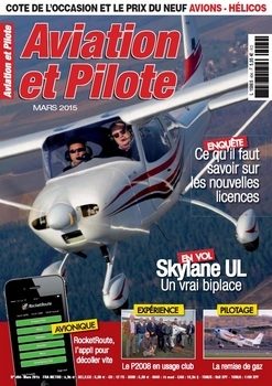 Aviation et Pilote 2015-03