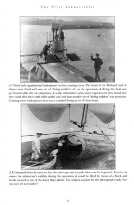 Submarines In Camera 1901-1996, An illustrated history of British submarines