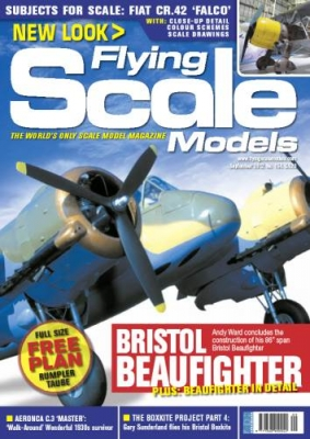 Flying Scale Models - Issue 154 (2012-09)