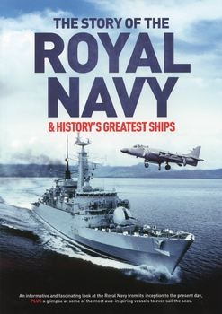 The Story of the Royal Navy & History's Greatest Ships