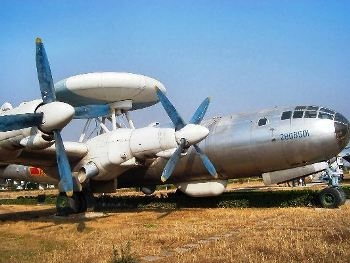 Tu-4 Kong Jiang-1 Walk Around