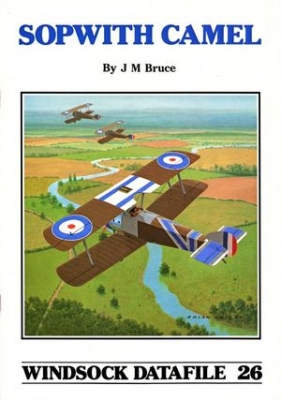Sopwith Camel (Windsock Datafile 26)