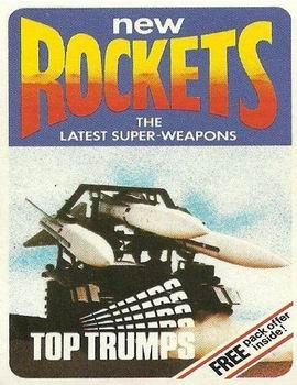 New Rockets: The Latest Super Weapons
