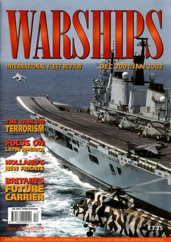Warships International Fleet Review 2001-12/2002-01