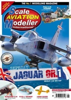 Scale Aviation Modeller International 2015-06