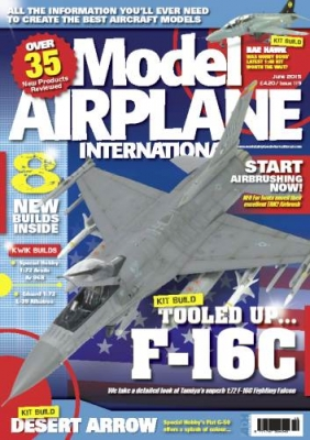 Model Airplane International - Issue 119 (2015-06)