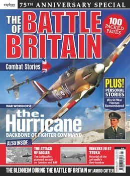The Battle of Britain (Explore Series)