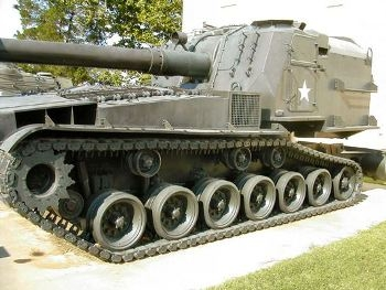 M55 Howitzer Walk Around