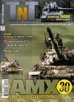 Trucks & Tanks Magazine №17