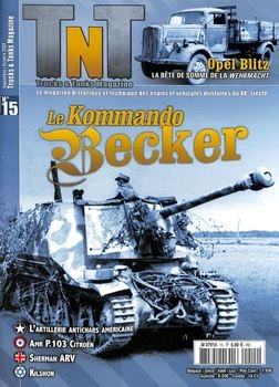 Trucks & Tanks Magazine №15