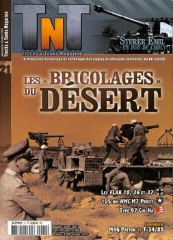 Trucks & Tanks Magazine №21