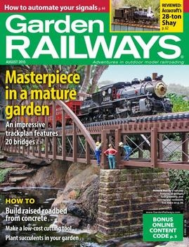 Garden Railways 2015-08