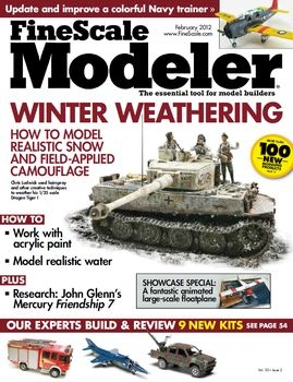 FineScale Modeler 2012-02 (Vol.30 No.02)