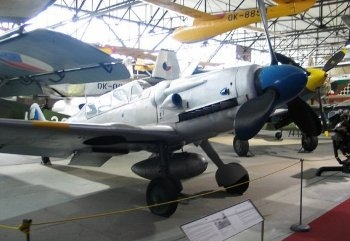 Messerschmitt Bf 109G-12 Walk Around