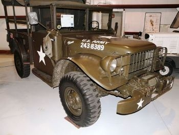 M37 3/4 ton Cargo Truck Walk Around