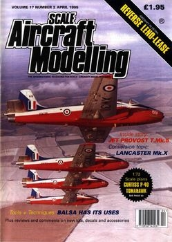 Scale Aircraft Modelling 1995-04 (Vol.17 No.02)