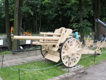 10.5cm LeFH 18 Field Howitzer Walk Around