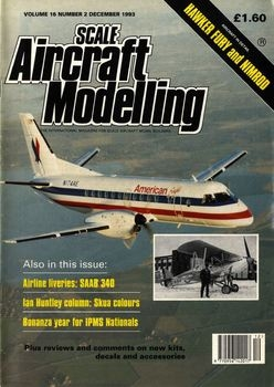 Scale Aircraft Modelling 1993-12 (Vol.16 No.02)