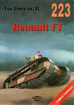 Renault FT (Wydawnictwo Militaria №223)