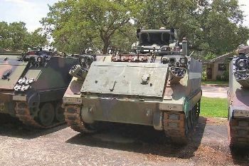 M901 Improved TOW Vehicle Walk Around