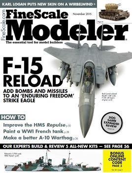FineScale Modeler 2015-11 (Vol.33 No.09)