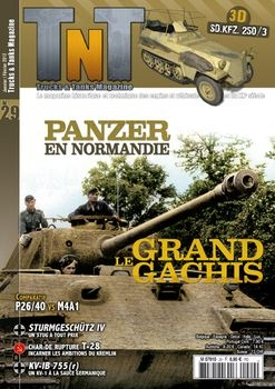 Trucks & Tanks Magazine №29