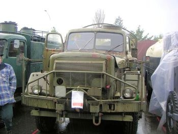 Magirus Deutz Uranus Schlepper 20 ton 6x6 Walk Around