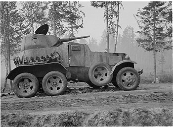 Soviet armored cars HQ Photos