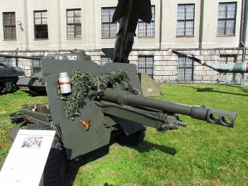 Canadian 87.6mm Field Howitzer Mk.2 Walk Around