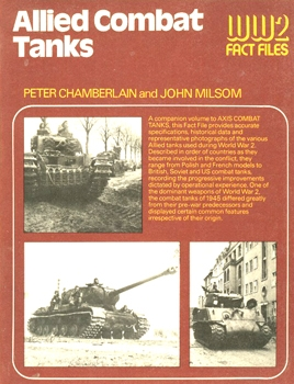 Allied Combat Tanks (World War 2 Fact Files)