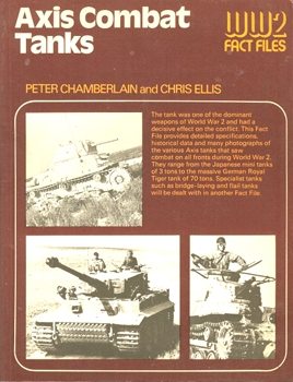 Axis Combat Tanks (World War 2 Fact Files)