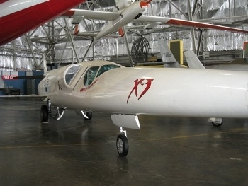 Douglas X-3 Stiletto Walk Around
